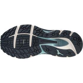 Mizuno Wave Paradox 5 Zapatillas Running Mujer, medieval blue/blue glow/dress blues